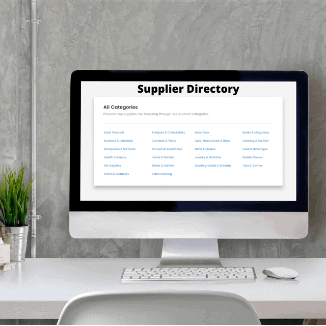 Whole sale directory