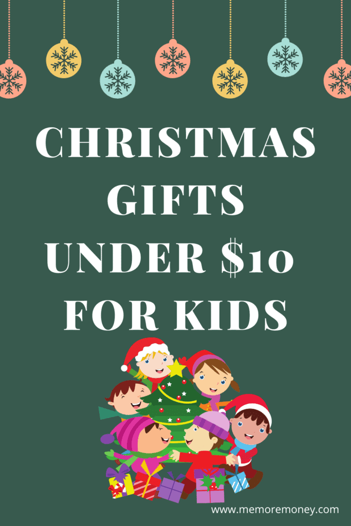 gifts under $10 for kids