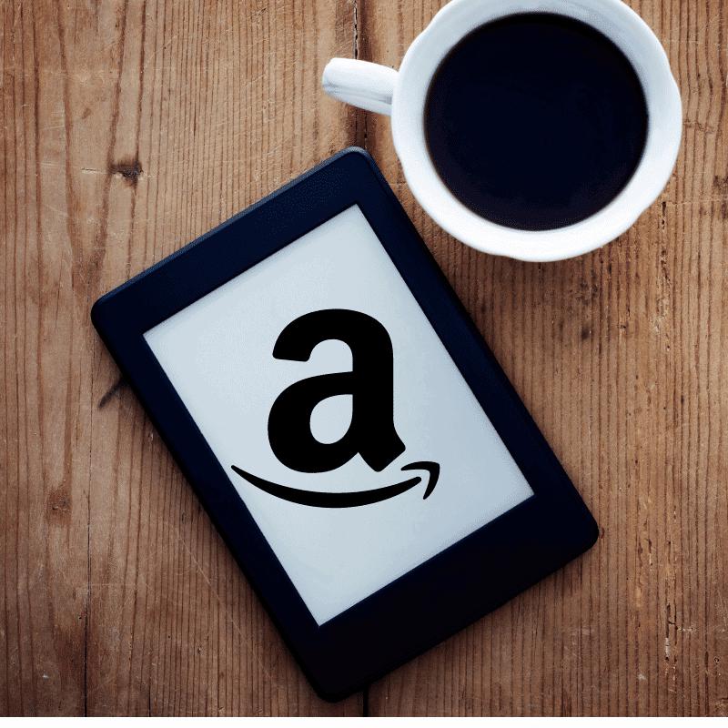 Amazon kindle reading
