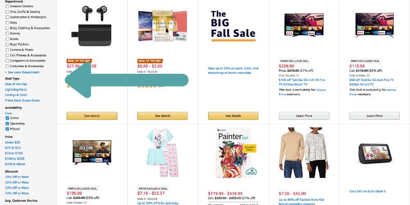 amazon todays deals