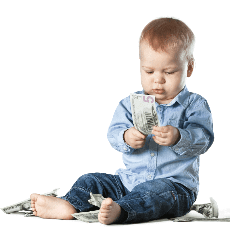baby wipes budget