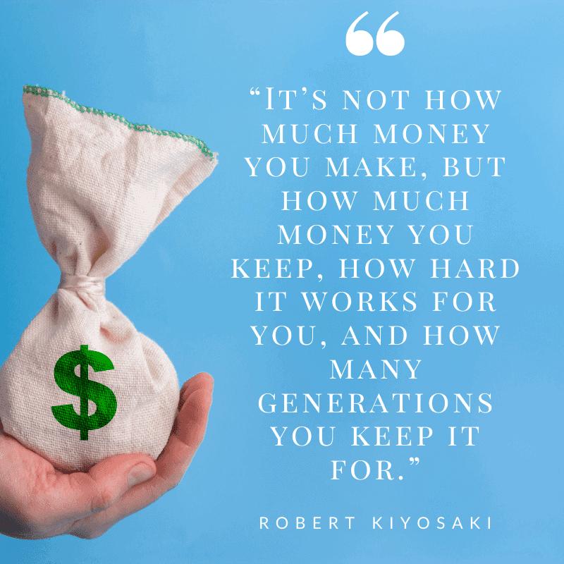 Robert Kiyosaki Investing