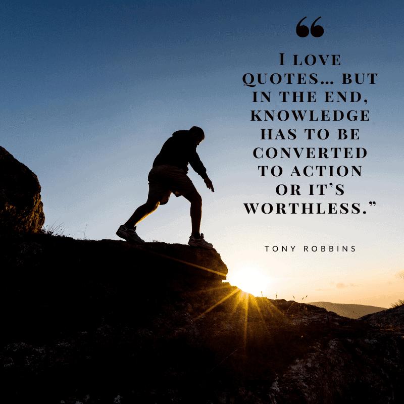 Best Tony Robbins Investing Quotes