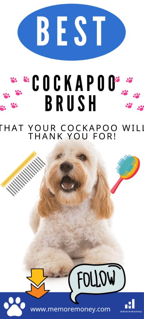 best brush for cockapoo