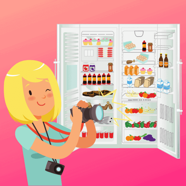 budget food shopping
