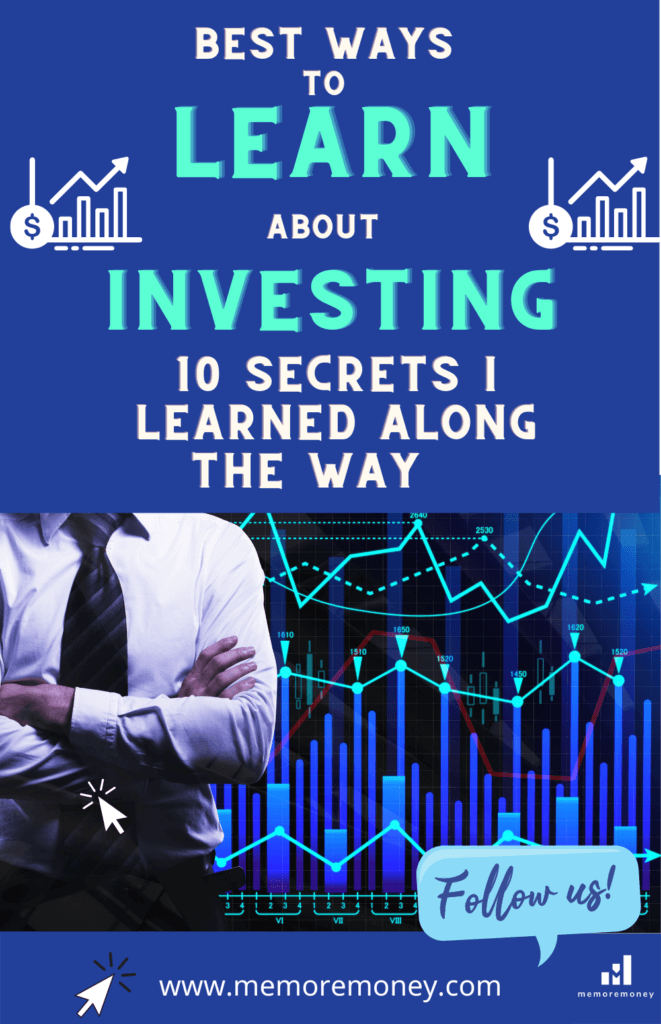 learn how to invest