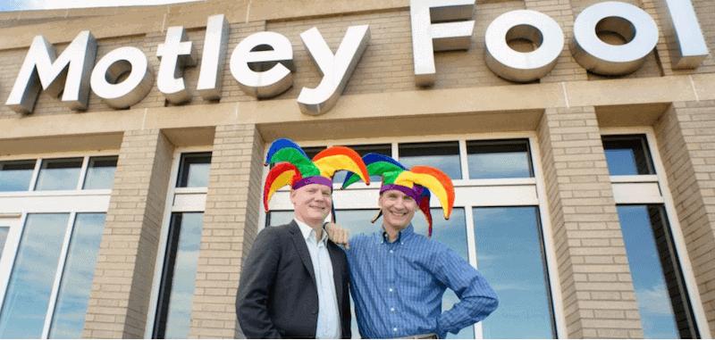Motley Fool founders Tom and David Gardner