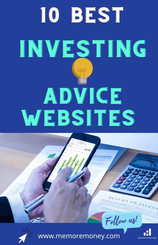 best investing advice websites