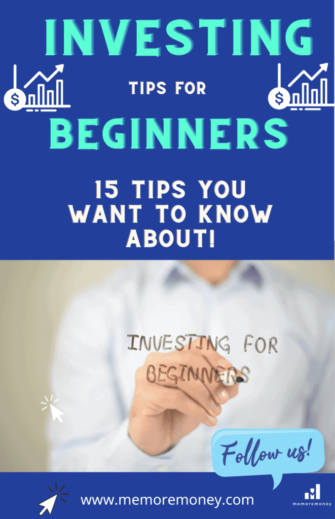 investing tips for beginners
