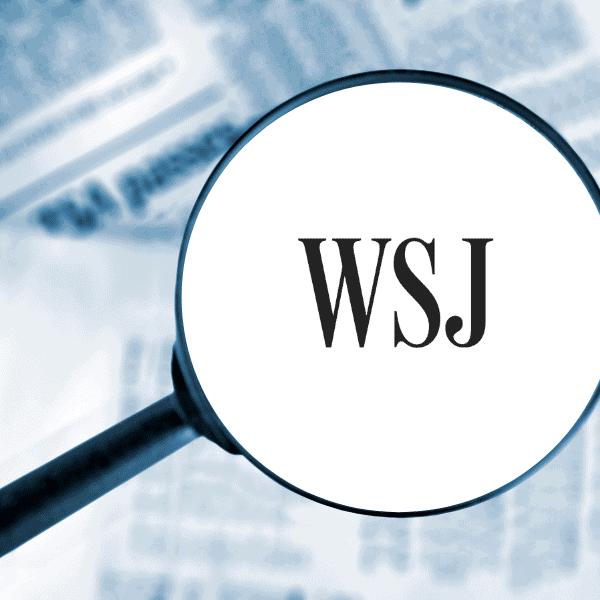 wall street journal investing advice website