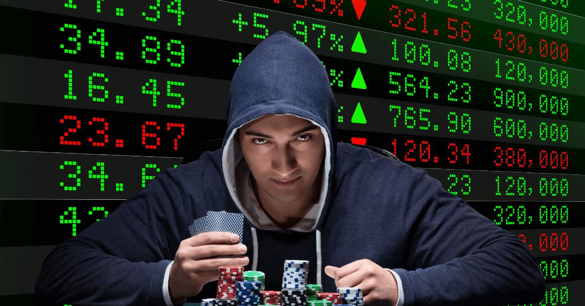 is investing gambling