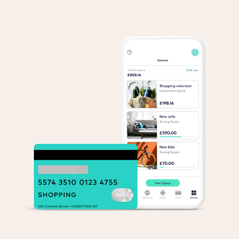 Starling bank connected card