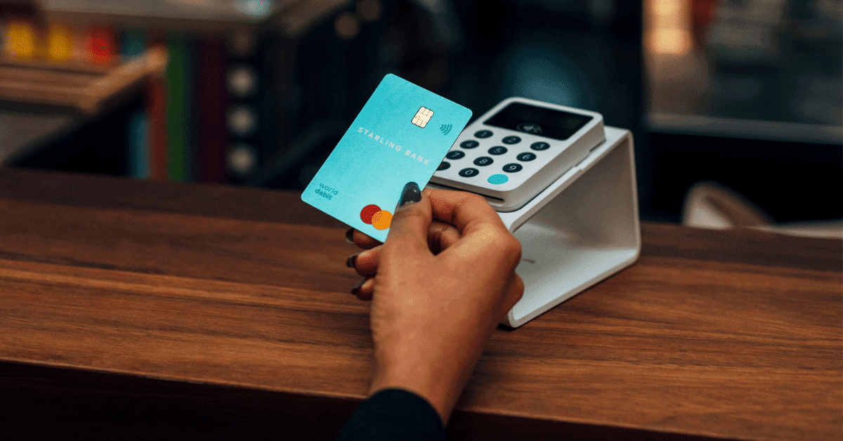 Starling Euro account review