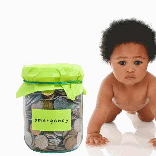 emergency fund for baby
