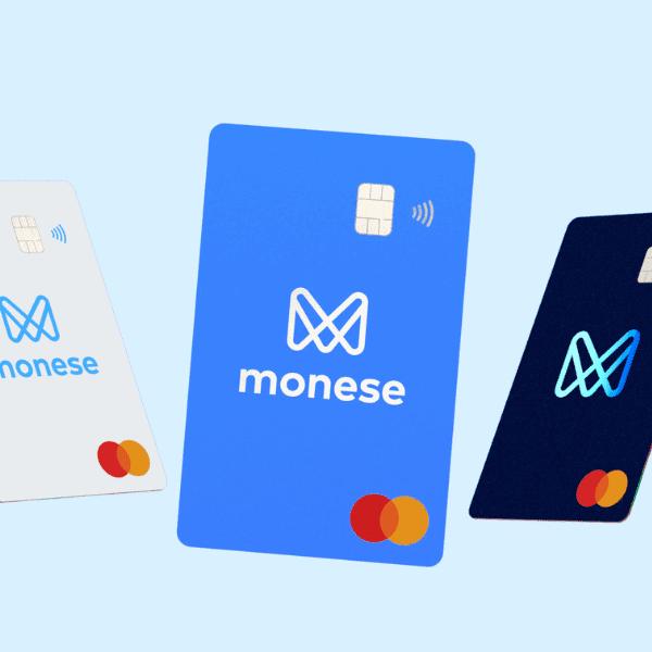 Monese Debit Card