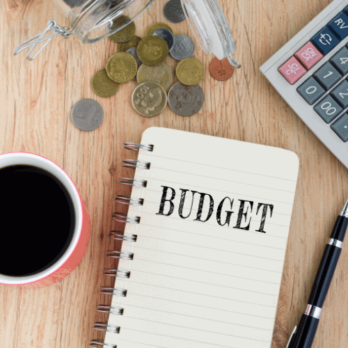 Budget on stuff before baby arrives