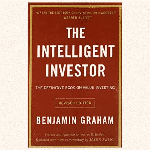 The Intelligent Investor (1949) by Benjamin Graham investor books